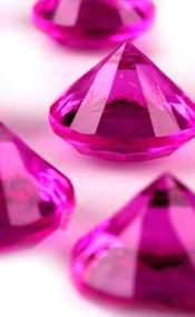 Kamínky a krystaly